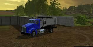 100 Feed Truck KENWORTH FEED TRUCK V1 Farming Simulator 19 17 15 Mods FS19