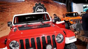 100 Novak Conversions Jeep Prototypes Concept Vehicles With SEMA Show
