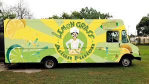 100 Lemongrass Food Truck Vector Design By Hatem For Food Truck Wrap For Lemon Grass Asian