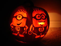 Minion Pumpkin Carvings by 100 Minion Pumpkin Carving Ideas Best 25 Minion Pumpkin