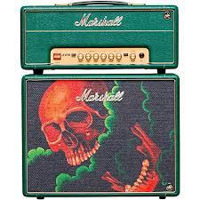 1x10 Guitar Cabinet Dimensions by Marshall Custom Tattoo Antony Flemming Stack Jvm 1h 1w Tube Guitar