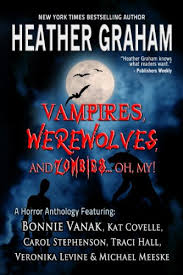 Vampires Werewolves And Zombies Oh My By Graham Heather Bonnie