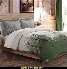 Deer Trail Comforter Set