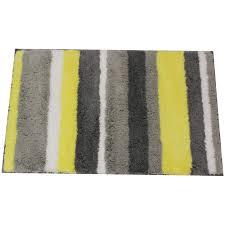 Master Bath Rug Ideas by Yellow And Grey Bathroom Rug Shkjp Decorating Clear
