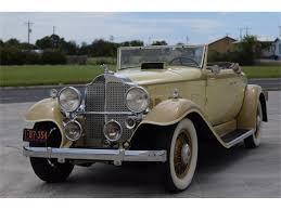 100 Packard Trucks 1932 Convertible For Sale ClassicCarscom CC1024244