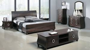 BedroomComfortable Masculine Bedroom Decoration Ideas With Brown Corner Sofa Bed And Stripes Horizontal Painted