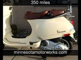 2009 Vespa LXV 150 Used Motorcycles