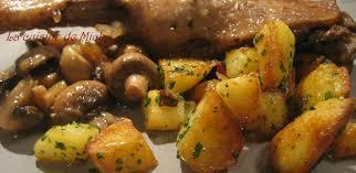 comment cuisiner des cuisses de canard confites cuisse de canard aux châtaignes et chignons pommes sarladaises