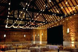 10 Barn Wedding Decor Ideas Lighting Rustic Festoon Lights Monks