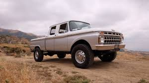 100 Icon Truck ICON 1965 Ford Crew Cab Reformer Project EPIC YouTube