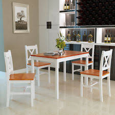 Cheap Dining Room Sets Uk by White Table And Chair Sets Ebay