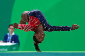 Simone Biles Floor Routine Score by Watch Simone Biles U0027 Olympic Debut In Rio As She Appears To Defy