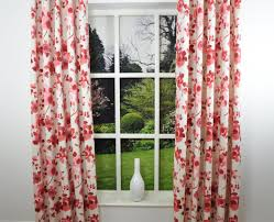 Geometric Pattern Window Curtains by Curtains Living Room Window Curtains Designs Beautiful Patterned