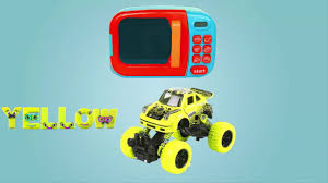 Learn Colors With Monster Trucks For Children With Microwave Oven ... Eating Out Of The Truck As An Otr Driver Smokes A Rollin Interior Update Fridge Microwave Youtube Kitchenaid Drawers Lava Stone Counter Tops Wine Tasting Microwaves Ovens Kohls Rv Best Buy Learn Colors With Monster Trucks For Children Oven Chevrolet Supports Project To Help Truckers Avoid Idling 3bl Media Metal Hand With Isolated On White Background Lance 825 Camper Its No Wonder That The Is One Of Our Appliance Delivery Truck Fridge Washing Machine And Bucky Akd Satcomm