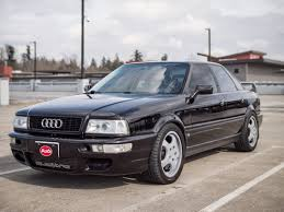 1 8T Swapped 1995 Audi 90 for sale on BaT Auctions sold for