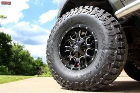 100 Mastercraft Truck Tires 37X1250R17 MXT And Mayhem Warrior Black