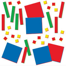 algebra tiles student set 35 pieces common core state