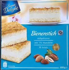 bienenstich sweet delight 600 g
