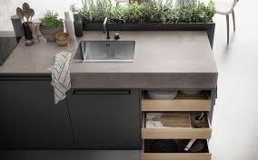 urbane küche in graphitgrau siematic