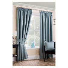 Teal Blackout Curtains Pencil Pleat by Pencil Pleat Curtains The Range