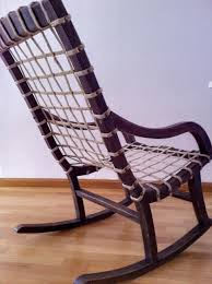 Recycled Furniture. Rodeo Rocking Chair Made With Reins...from ... Best Rated In Patio Rocking Chairs Helpful Customer Reviews Windsor Cottage Deluxe Rocker By The Yard Inc How To Buy An Outdoor Chair Trex Fniture Charleston Series Adirondack Recycled Plastic Highwood Classic Westport Federal Blue Endless Rocking Chair Dirk Vander Kooij Masaya Co Amador Pattern Manila Made Trade Pallet Wood Hand Made Farmhouse Style Etsy Livingroom Luxury Pair Of Vintage Painted Yacht Club Charcoal Black Modern From 100 Recycled Materials Off A Brief History Of One Americas Favorite