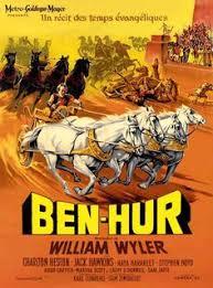 Executive Director Kevin Programing Claudias Pick Ben Hur