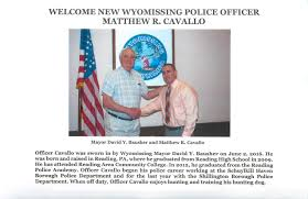 Sinking Spring Borough Manager by Matthew Cavallo Borough Of Wyomissing