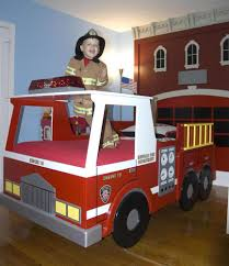 Fire Truck Twin Size Bed Woodworking Plan | Etsy Unbelievable Fire Truck Bedding Twin Full Size Decorating Kids Trains Airplanes Trucks Toddler Boy 4pc Bed In A Bag Fire Trucks Sheets Tolequiztriviaco Truck Bedding Twin Mainstays Heroes At Work Set Walmartcom Boys With Slide Bedroom Decorative Cool Bunk Bed Beds 10 Rooms That Make You Want To Be Kid Again Decorations Lovely 48 New