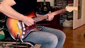 2010 Fender Stratocaster Custom Shop John Mayer Part1