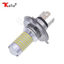 1pcs 1500 lumens single beam 144 ex chipsets h4 9003 hb2 led bulbs