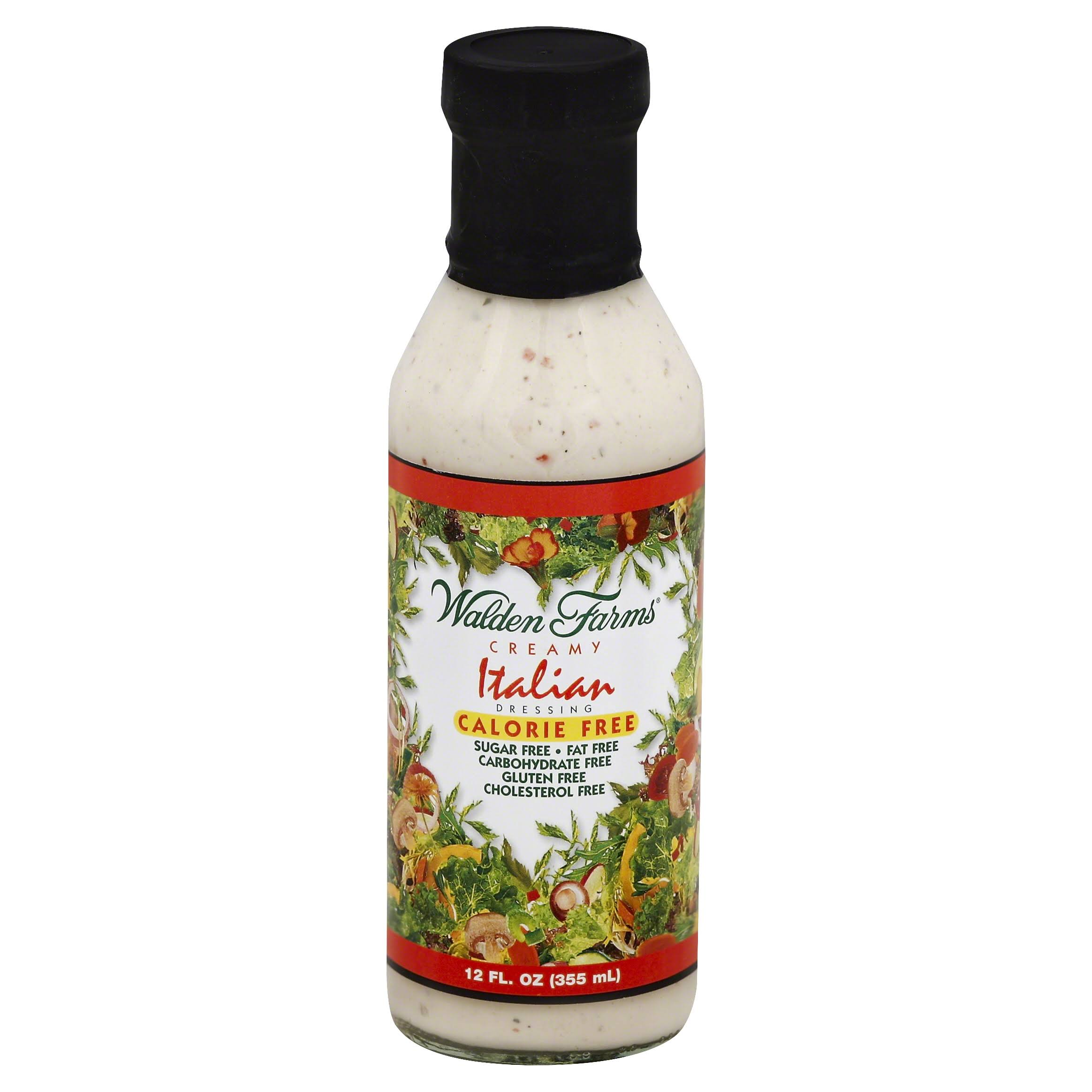 Walden Farms Creamy Italian Dressing - 355ml