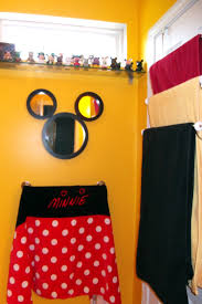 Mickey And Minnie Mouse Bathroom Ideas by My Mickey Mouse Bathroom Tips From The Disney Divas And Devos