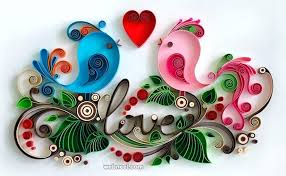 Birds Art By Paper Quilling 3d Designs Tutorial
