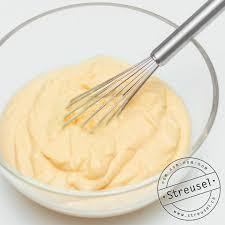 backfeste vanillecreme vanillepudding für torten