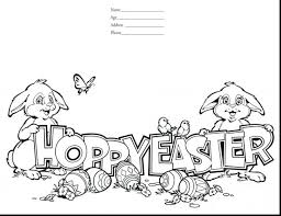 Happy Easter Coloring Pages Free Printable Sheets Brilliant Words