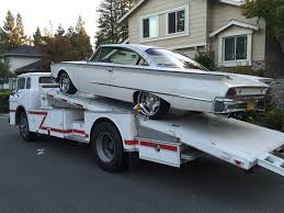 100 Ramp Truck Car Hauler BangShiftcom Take A Look At This A 1958 Ford C800 Fire