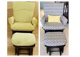 Indoor Rocking Chair Covers by Rocking Chair Covers For Nursery