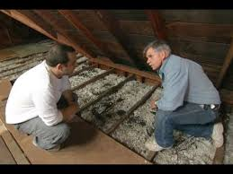 Insulating Cathedral Ceiling With Roxul by How To Beef Up Attic Insulation This Old House Youtube