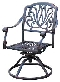Darlee Patio Furniture Quality by Amazon Com Darlee Elisabeth Cast Aluminum 9 Piece Dining Set