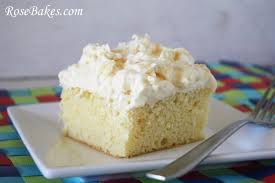 Sugar Free Pineapple Lush cake 590x394