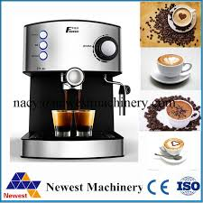 Hot Sale Good Quality Italian American Coffee Machine Dual Use Commercial Integrated Automatic Drip