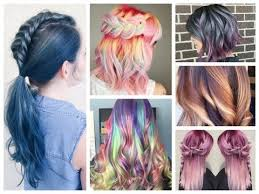 Hot Summer Hair Color Trends 2017