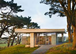 100 Robinson Architects Eight Architectdesigned Holiday Homes In The Living