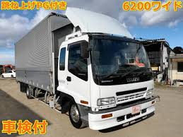 TRUCK-BANK.com - Japanese Used 11 Truck - ISUZU FORWARD KK-FRR35L4 ...