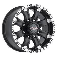 MB Wheels Chaos 8 Wheels | Multi-Spoke Painted Truck Wheels ...