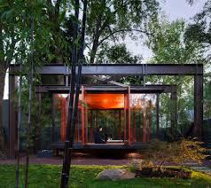 100 Backyard Tea House David Jameson Architect ArchDaily