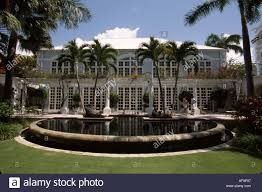 Grand Cayman BWI Hyatt Regency Hotel British Colonial Style Architecture Reflecting Pool