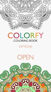 Colorfy Coloring Book For Adults Free Apps
