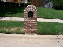 100 Letterbox Design Ideas Custom Brick Mailbox Designs Brick Mailbox S Benefits