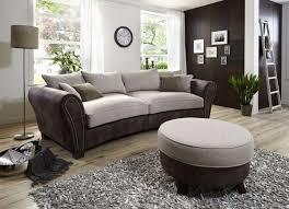 wohnzimmer big sofa hudson